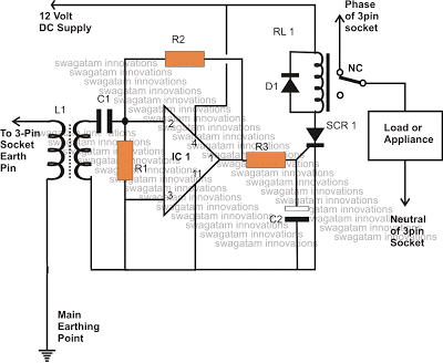 500 W Pure Sine Wave Inverter Circuit