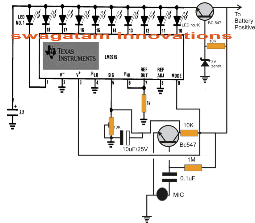 How to Make a Vibration Detector/Meter Circuit