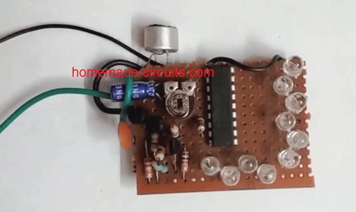 Simple Vibration Detector Circuit Making Easy Circuits
