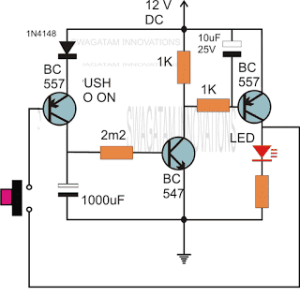 Simple Delay Timer Circuits Explained