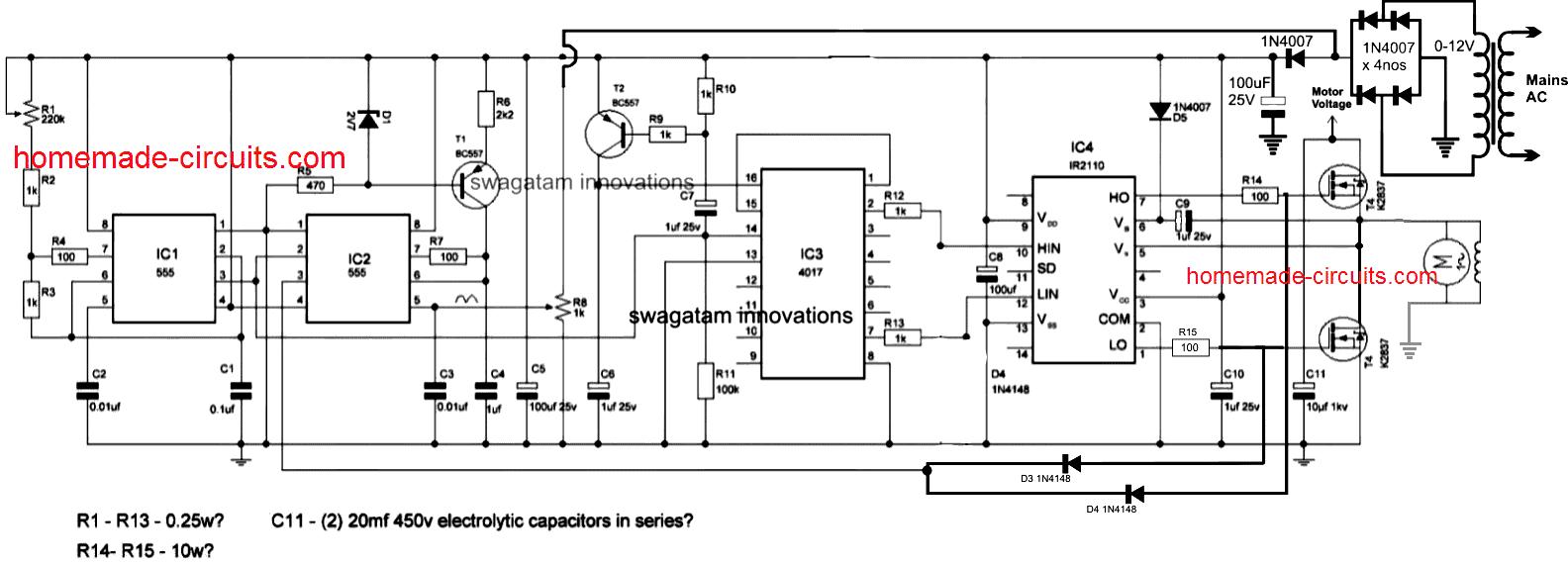 Cadillac Cruise Control Circuit 555circuit Circuit Diagram