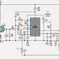 How To Make A Schematic Diagram Euglena Labeled Adjustable 100v 50 Amp Smps Circuit