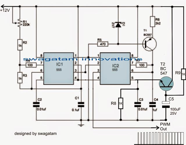Dc Electric Motors Wiring Diagrams Pwm Motor Soft Start Circuit
