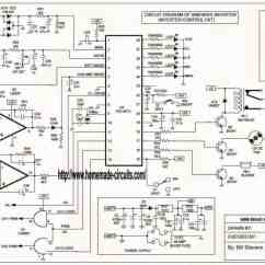 1000 Watt Inverter Circuit Diagram 2002 Lincoln Ls Wiring Sinewave Ups Using Pic16f72 Free Download Homemade Pic Sine Eave