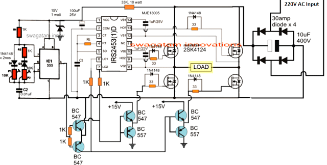 Automatic RPM Regulator Circuit for Diesel Generators