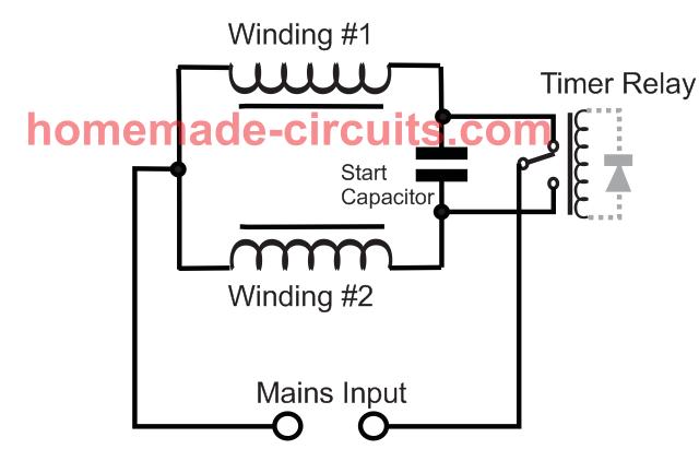 [View 20+] 7 Wire Washing Machine Motor Wiring Diagram