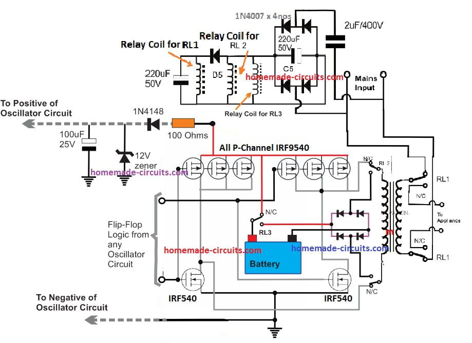 Inverter Home Wiring Diagram Pdf