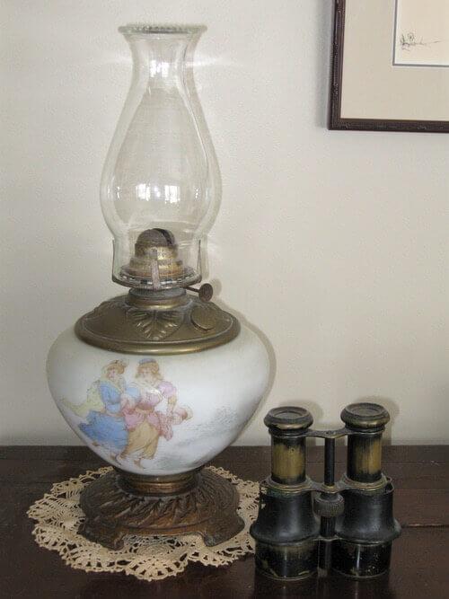 Antique Oil Lamps  Lighting  Maintenance