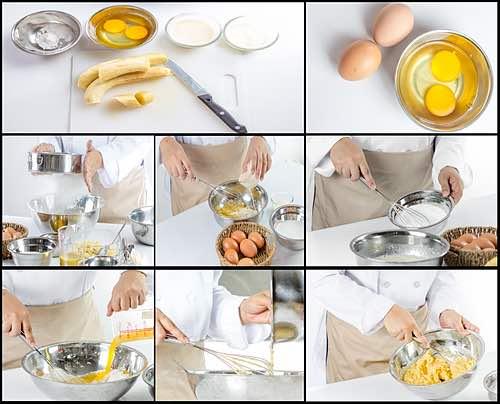 Easy Banana Cake Recipes