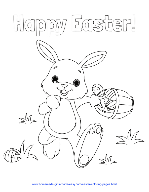 83 Best Easter Coloring Pages Free Printable Pdfs To Download