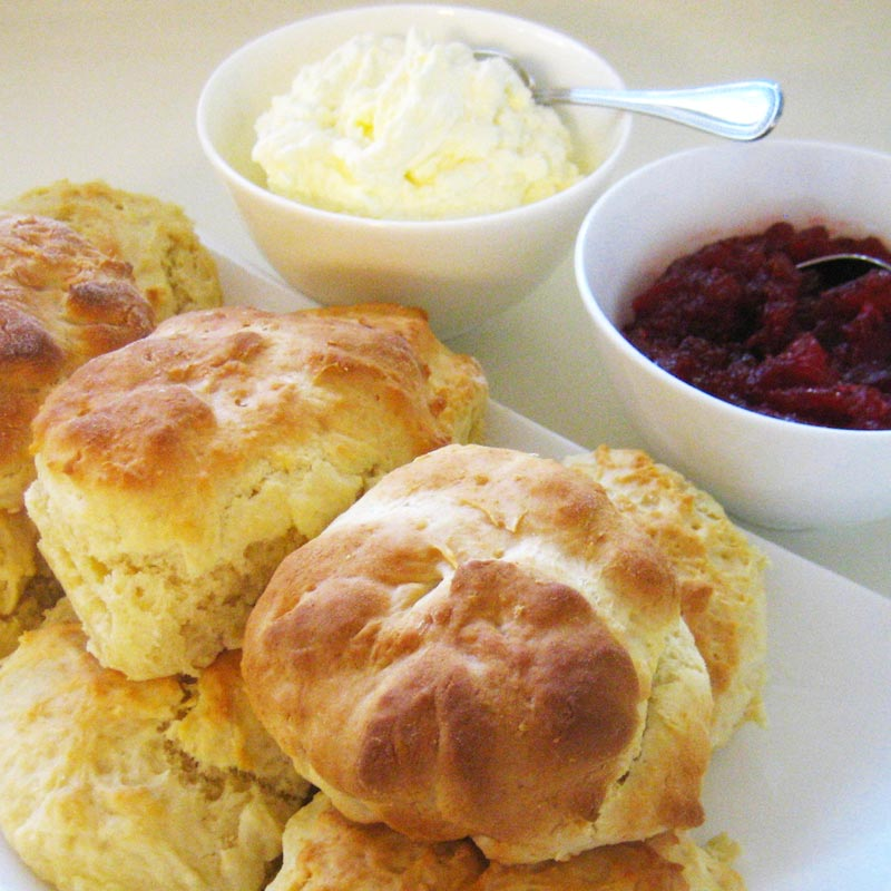 Easy Scone Recipe How To Make Scones Using Only 4