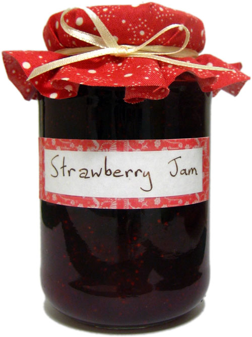 How To Make Strawberry Jam With My Easy Homemade