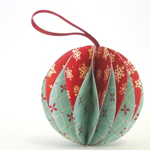 How To Make Christmas Ornaments With Pictures