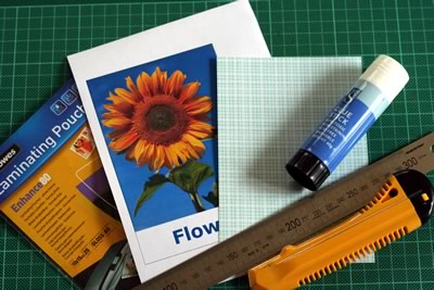 How To Make Flash Cards For Baby And Toddlers
