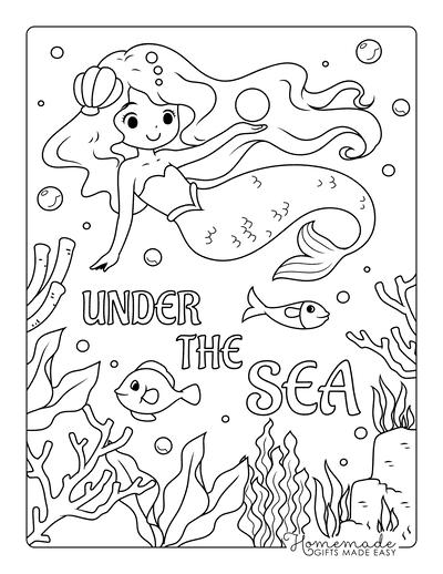 wallpapers Free Mermaid Coloring Pages 57 mermaid coloring pages free