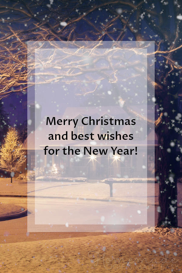 65 Best Merry Christmas Wishes And Messages 2018
