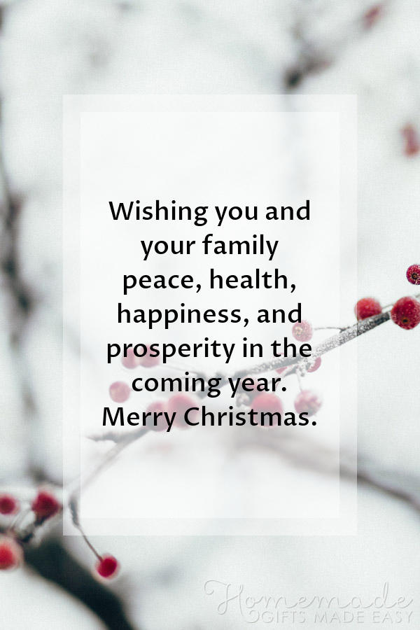 150 Best Merry Christmas Wishes And Messages 2019