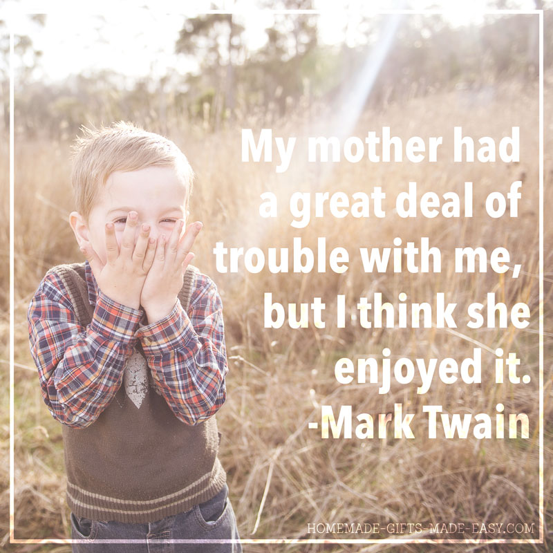 80 Sweet Mother's Day Quotes For Your Mom On Mother's Day