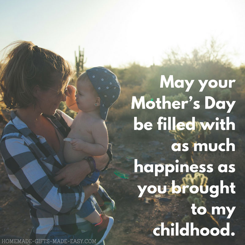 28 Mothers Day Sayings & Messages For Wishing Your Mom A