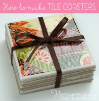 How to Make Coasters - Warning! Read this before you make ...