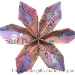 Origami Flower Diagram In English Emg 81 60 Wiring Instructions For Money Flowers