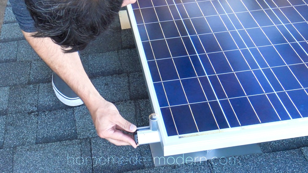 medium resolution of this off the grid solar powered workshop was made by retrofitting a prefabricated shed homemade modern