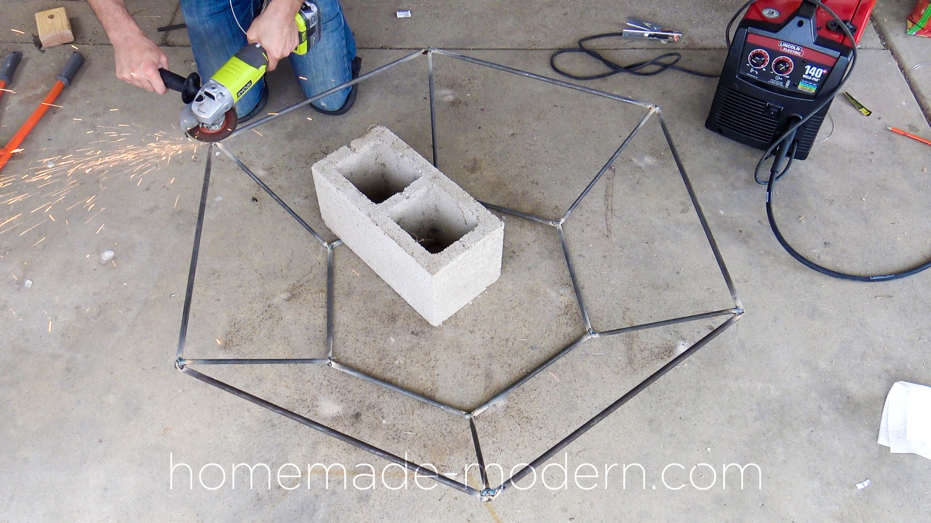 How To Cut Steel Rod At Home