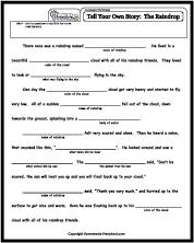 Language Worksheets