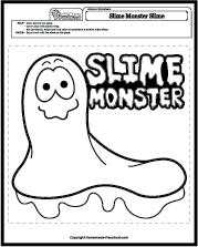 Halloween Worksheets-