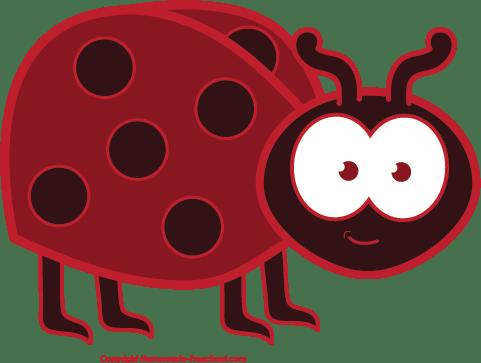 free ladybug clipart