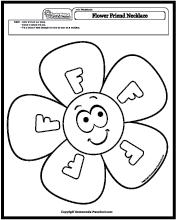 Art Worksheets Wearable Art