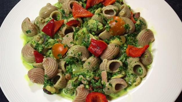 ❤️ Pasta met Spinazie & Boursin
