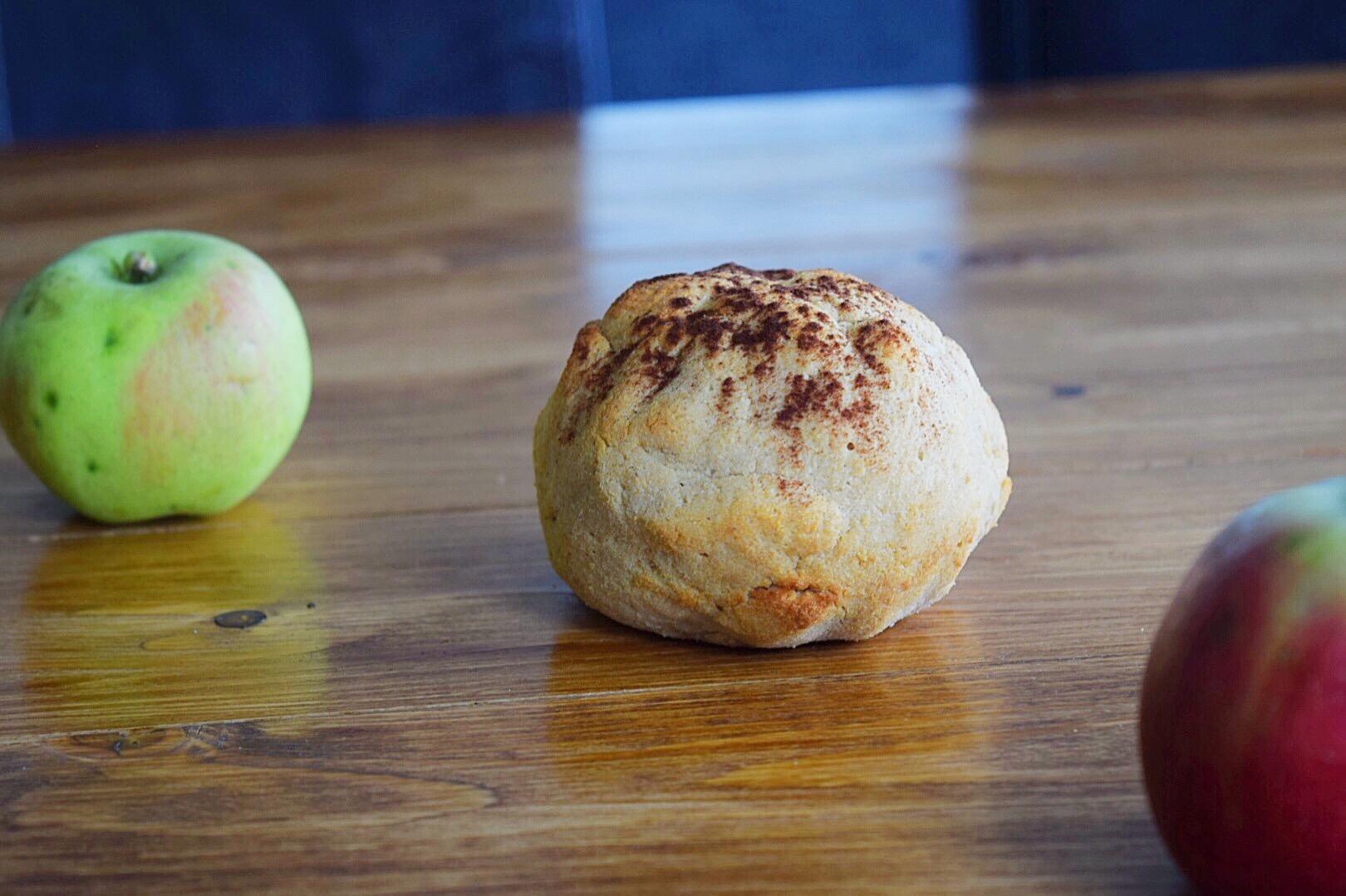 ❤️ Appel kaneel ballen in een jasje van kokosmeel