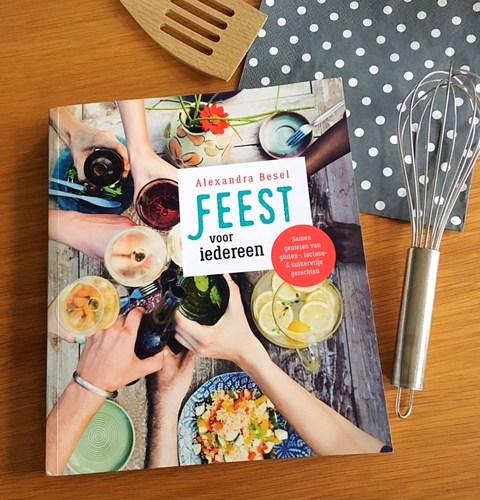 Review kookboek ;; Feest voor iedereen – Alexandra Besel