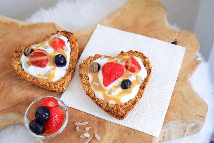 Valentijn ontbijt