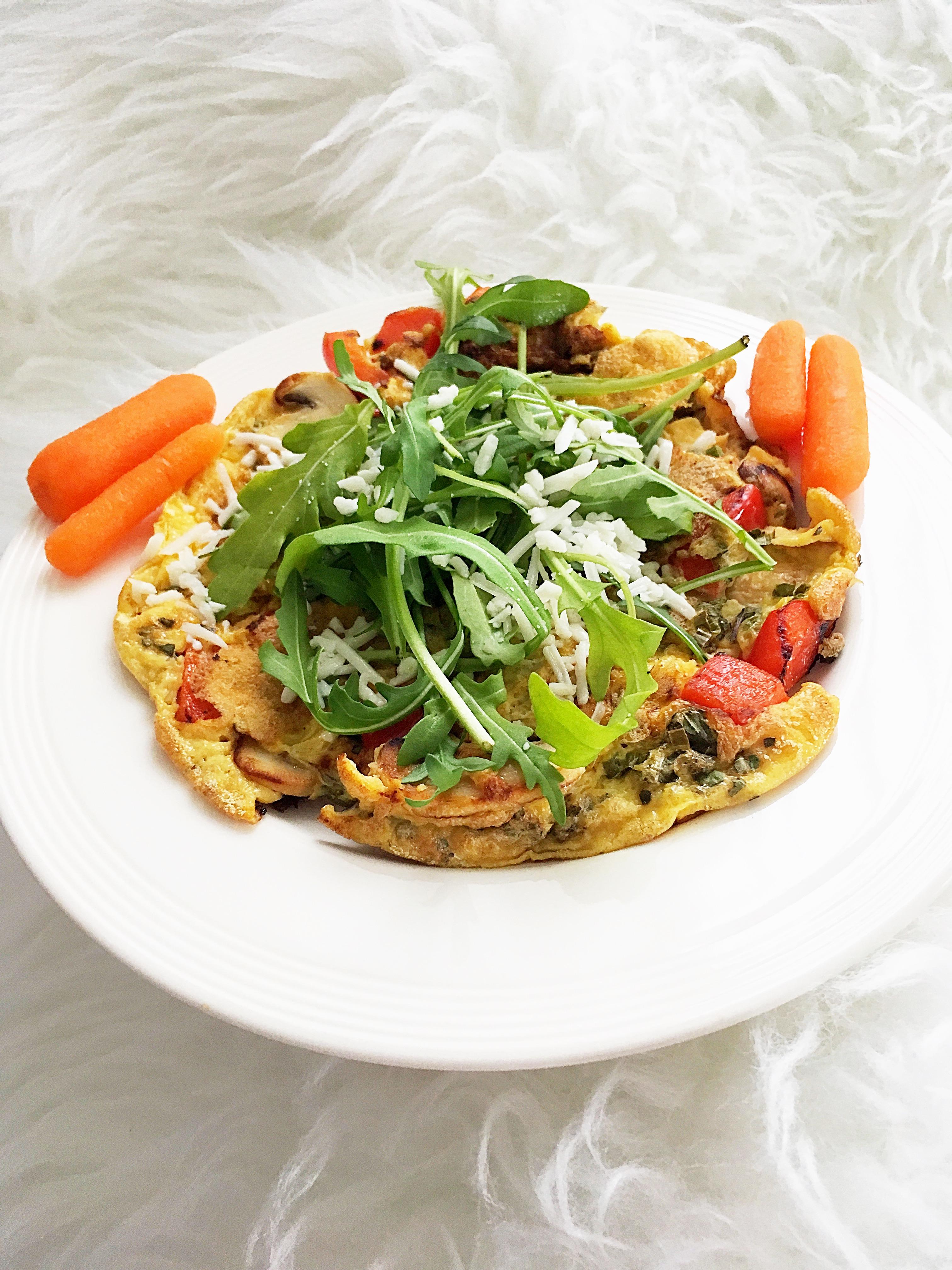 ❤️ Lunch Omelet