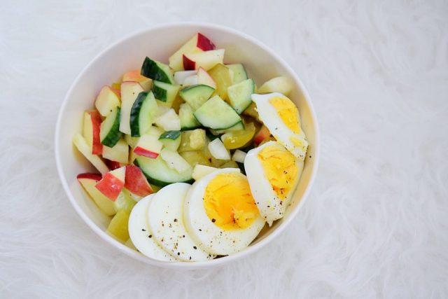 Appel salade