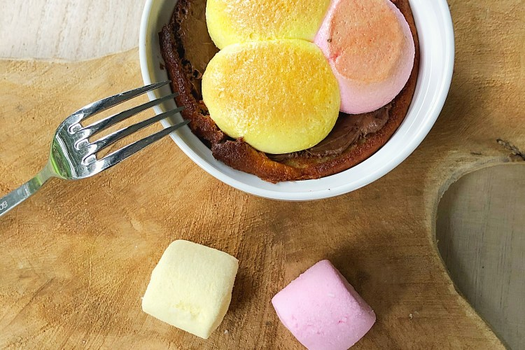 Marshmallows nutella Airfryer