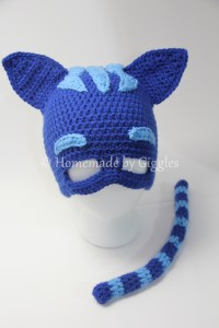 b11fe79642859 Catboy-Inspired Hat and Tail – Homemade by Giggles