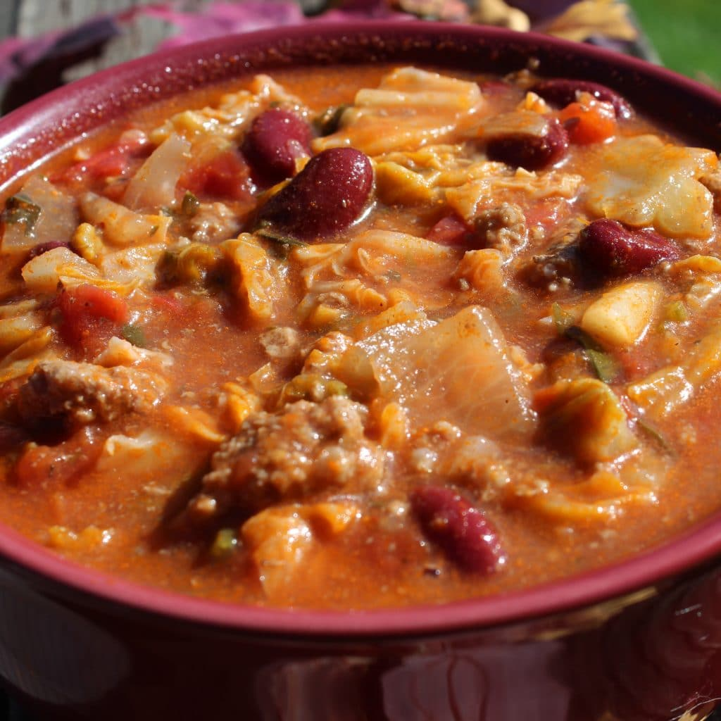 Cabbage Patch Soup Recipe  Homemade Food Junkie