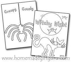 Halloween Coloring Sheets: Free Printable Halloween