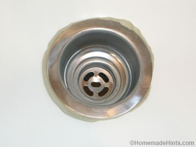 how to install a kitchen sink drain basket