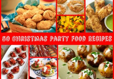 Christmas Party Food Christmas Finger Food New Zealand