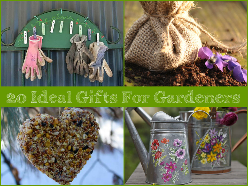 Ideal Gifts For Gardeners