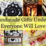 15 Handmade Gifts Under 10 Everyone Will Love