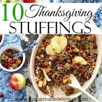 10 Thanksgiving Stuffing Recipes