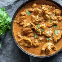 Instant Pot Butter Chicken {Low Carb}