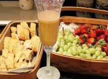 Fresh Peach Bellinis Homemade Italian Cooking