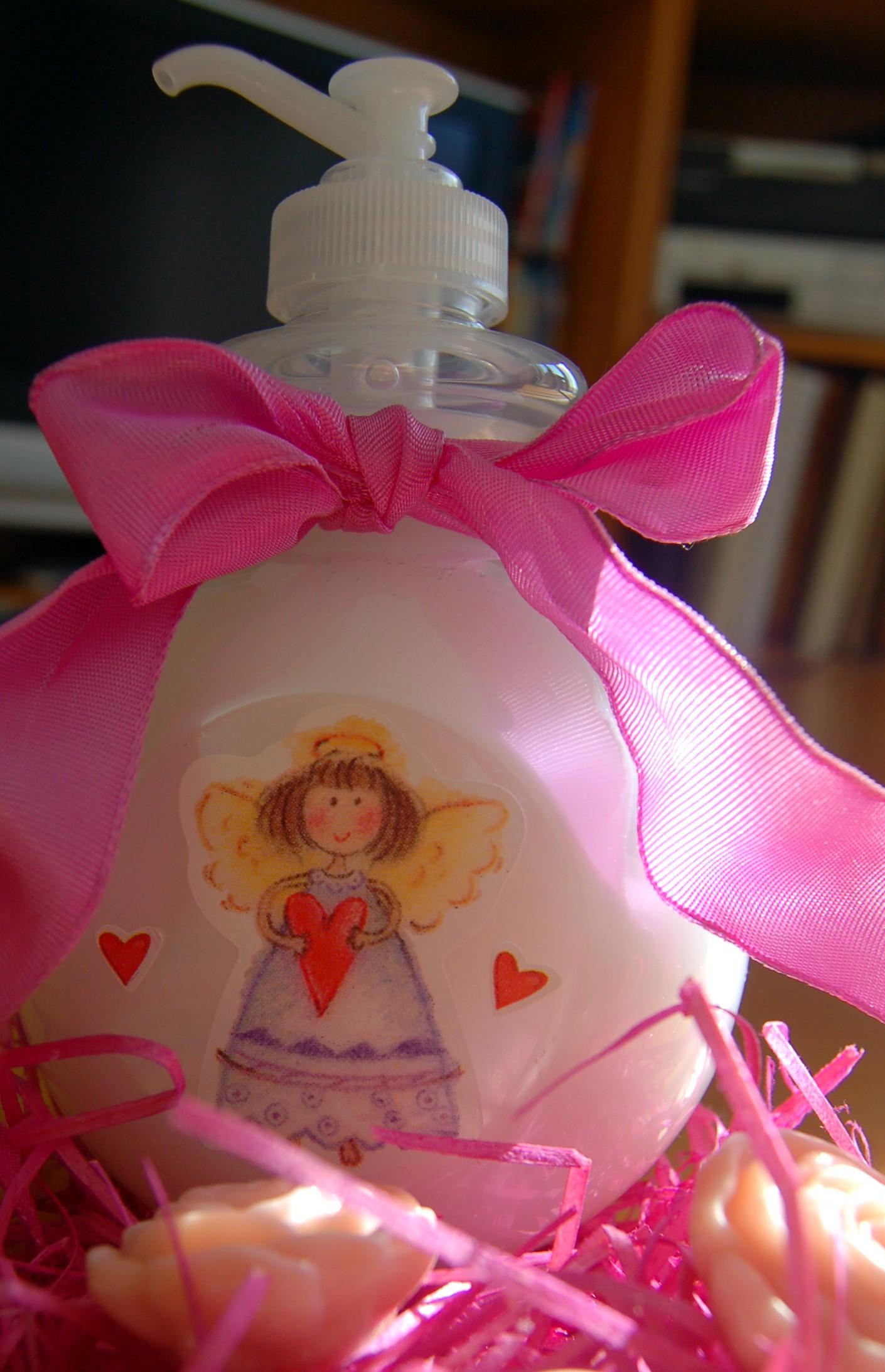 San Valentino idee regalo fai da te Heart Soap