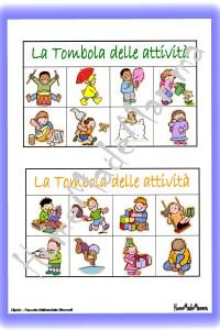 Tombola di natale da colorare bambini pagina 6 for Tombola di natale da stampare